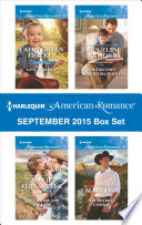Harlequin American Romance September 2015 Box Set