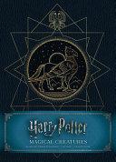 Harry Potter  Magical Creatures Hardcover Blank Sketchbook