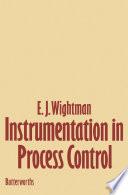 Instrumentation in Process Control