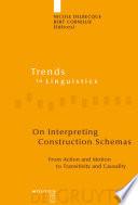 On Interpreting Construction Schemas