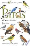 Birds of South America  Passerines