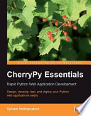 Cherrypy Essentials
