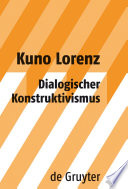 Dialogischer Konstruktivismus