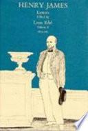 Henry James Letters