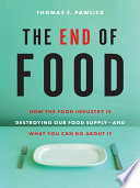 Book The End of Food