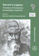 Darwins Legacy  The Status of Evolutionary Archaeology in Argentina