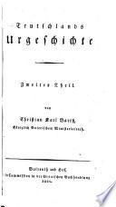 Teutschlands Urgeschichte