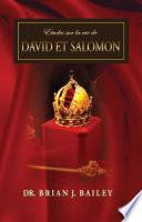 David et Salomon