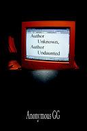 download ebook author unknown, author undaunted pdf epub