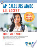 AP Calculus AB BC All Access