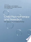 Child Psychotherapy and Research Most Exciting And Innovative Research Activity Taking