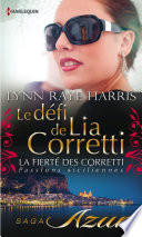 Le d  fi de Lia Corretti