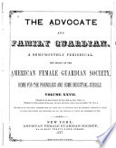 Advocate And Family Guardian : ...