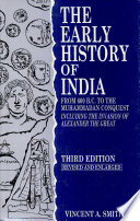 The Early History of India