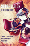 Supervision  A Redefinition