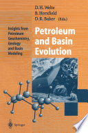 Petroleum and Basin Evolution