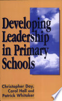 Developing Leadership in Primary Schools