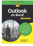 Outlook im Beruf fÃ1⁄4r Dummies