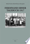 Tagebuch 1917