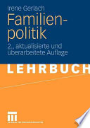 Familienpolitik