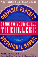 Sending Your Child to College