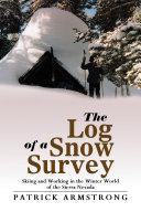 download ebook the log of a snow survey pdf epub