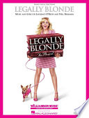 download ebook legally blonde - the musical (songbook) pdf epub