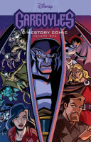Disney Gargoyles Cinestory Comic