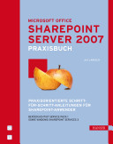 Praxisbuch Microsoft Office SharePoint Server 2007