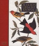 Audubon Life List Journal