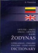 Lietuvi   angl    angl   lietuvi   kalb     odynas