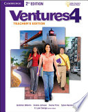 Ventures Level 4 Teacher s Edition with Assessment Audio CD CD ROM