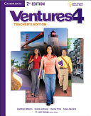 Ventures Level 4 Teacher's Edition with Assessment Audio CD/CD-ROM