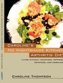 Caroline s No Nightshade Kitchen