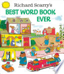 Richard Scarry S Best Word Book Ever
