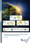 Design and Applications of an Interoperability Reference Model for Production e Science Infrastructures