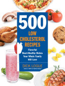 500 Low Carb Recipes