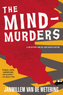 The Mind Murders And De Gier Begin A Search That Leads