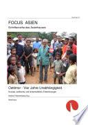 Osttimor - vier Jahre Unabhängigkeit