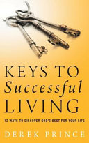 Ebook Keys to Successful Living Epub Dr Derek Prince Apps Read Mobile