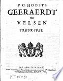 Geeraerdt Van Velsen