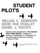 The student pilot's study guide