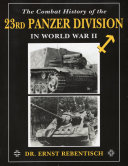 download ebook the combat history of the 23rd panzer division in world war ii pdf epub