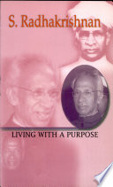Ebook Living with a Purpose Epub Dr. S Radhakrishnan Apps Read Mobile