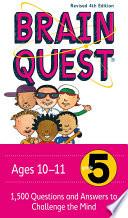Brain Quest Grade 5  revised 4th edition