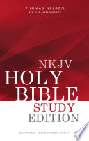 NKJV  Outreach Bible  Study Edition  Paperback