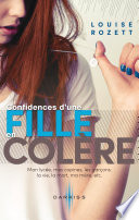 Confidences d une fille en col  re