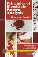 Principles of Bloodstain Pattern Analysis