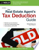 Real Estate Agent s Tax Deduction Guide  The