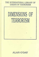 Dimensions of Terrorism